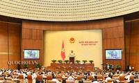 Les députés poursuivent les débats sur la situation socio-économique