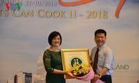 Concours: Faire la cuisine avec les familles de diplomates