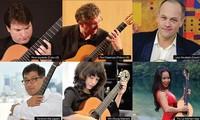 Ouverture du 5e festival international de guitare de Saigon