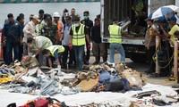 Crash en Indonésie: Boeing reconnaît qu'un capteur pourrait être en cause