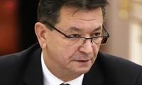 Election du président d'Interpol: le Kremlin dénonce une «ingérence»