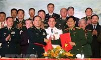 Vietnam-Chine : Table ronde d'amitié entre les gardes-frontières