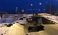 Un puissant séisme en Alaska