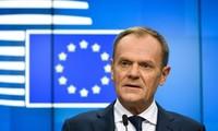 Donald Tusk: Pas de Brexit si le Parlement britannique rejette l'accord de mai