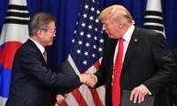 Trump réaffirme sa volonté de tenir un deuxième sommet avec Kim