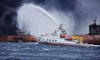 Chine: Au moins un mort et dix disparus dans le naufrage d'un cargo