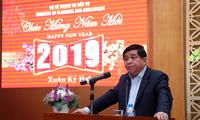 Maintenir l'élan de croissance en 2019