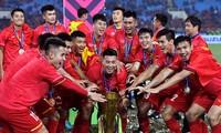 Classement Fifa: le Vietnam pointe au 99e rang mondial