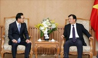 Samsung accompagnera les industries auxiliaires vietnamiennes