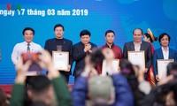 Festival national de la presse: VOV reçoit de nombreux prix