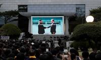 Séoul célèbre le premier anniversaire de la déclaration de Panmunjom