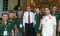 Promouvoir le rôle des anciens combattants dans le développement économique