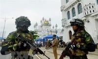 Sri Lanka: 16 morts dans un assaut contre des djihadistes