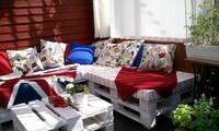 Les meubles en palettes