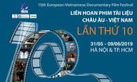 Le 10e festival du film documentaire Europe-Vietnam