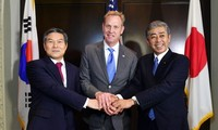 Séoul, Tokyo et Washington pour la reprise des pourparlers nucléaires avec Pyongyang