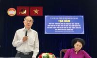Colloque : s'unir pour l'essor de Hô Chi Minh-ville