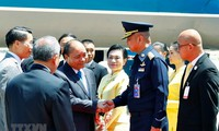 Nguyên Xuân Phuc au 34e Sommet de l'ASEAN
