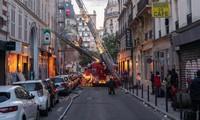 Paris : trois morts dans l'incendie d'un immeuble du 11e arrondissement