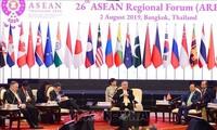 Pham Binh Minh au 26e Forum régional de l'ASEAN