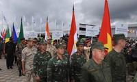 Le Vietnam prend part aux Jeux militaires internationaux 2019 en Russie