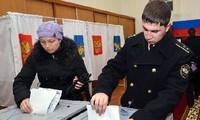 Auftakt der Duma-Wahl in Russland