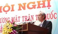 Die Konferenz des Zentralkomitees der vaterländischen Front Vietnams ist zu Ende