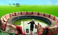 Dorfbrunnen im spirituellen Leben der Vietnamesen