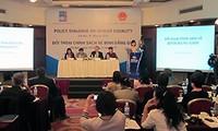 Konferenz über Gleichberechtigung zwischen Frauen und Männern