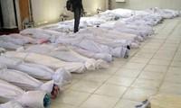 Krise in Syrien-Offene Frage