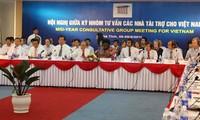 Die Beratungskonferenz der Geberländer für Vietnam in Quang Tri