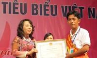 Auszeichnung vietnamesischer Blutspender
