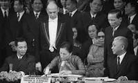 Die Pariser Konferenz: unvergesslicher historischer Moment