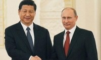 Russland und China unterzeichnen Gasvereinbarungen
