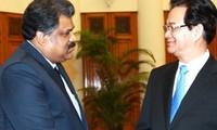Vietnam und Indien wollen ihre Zusammenarbeit im Verkehr und Transport verstärken