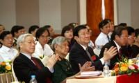 """Vorbilder der Armee in Kampagne """"Lernen nach dem Vorbild Ho Chi Minhs"""""""