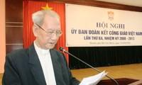Patriotismuskampagne katholischer Gläubigen in Ho Chi Minh Stadt wird entfaltet