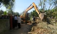 Quang Binh engagiert sich für die Neugestaltung ländlicher Räume