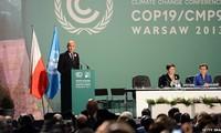Eröffnung der UN-Klimakonferenz