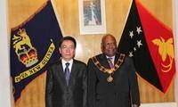 Vietnamesische Botschafter im Ausland überreichen Beglaubigungsschreiben