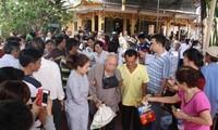 Buddhistenverband von Ho Chi Minh Stadt engagiert sich für Wohltätigkeiten