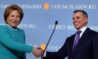 Föderationsrat und Duma billigen Anschluss der Krim an Russland
