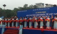 Internationale Tourismusmesse Vietnam 2014: Tourismus fördern