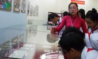 Ausstellung über den Dien Bien Phu Sieg und Kriegsexponate