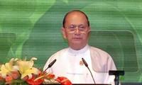 Eröffnung des ASEAN-Gipfeltreffens in Myanmar