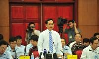 Generalinspekteur Tranh beantwortet Fragen zur Korruptionsbekämpfung