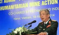 Vietnam fördert Zusammenarbeit in humanitärer Minenräumung