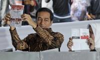 Präsidentschaftswahl in Indonesien: Ergebnis vorläufiger Stimmenauszählungen