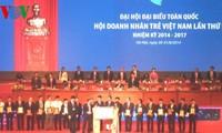 Abschluss der Landeskonferenz des jungen vietnamesischen Unternehmerverbands