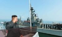 Nordkorea will Beziehungen mit Südkorea verbessern